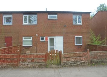 Thumbnail 4 bed terraced house for sale in Bishopdale, Brookside, Telford