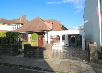 Thumbnail 3 bed detached bungalow for sale in Abbotts Road, Manor Park, Aylesbury, Buckinghamshire