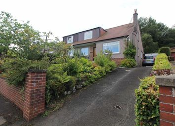 Thumbnail 4 bed semi-detached house for sale in South Street, Greenock, Renfrewshire