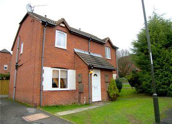Thumbnail 2 bed semi-detached house for sale in Silken Holme, Broadmeadows, South Normanton, Alfreton