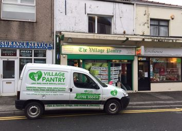 Thumbnail Retail premises to let in The Village Pantry, 93 Bridgend Road, Aberkenfig, Bridgend
