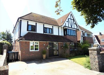 Thumbnail 5 bed detached house for sale in Hythe Road, Worthing