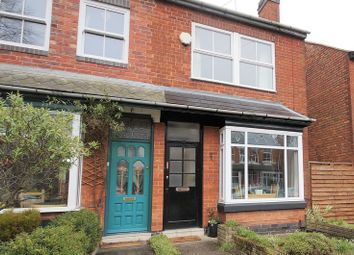 Thumbnail 3 bed semi-detached house for sale in Gristhorpe Road, Stirchley, Birmingham