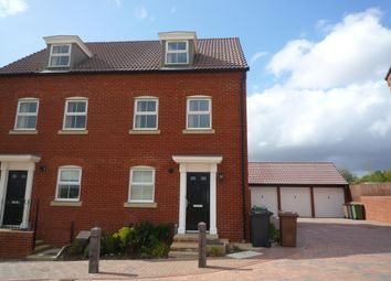 Thumbnail 3 bed property to rent in Ashville Road, Hampton Hargate, Peterborough