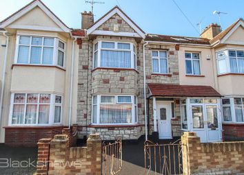 Thumbnail 3 bedroom terraced house for sale in Rylands Road, Southend-On-Sea