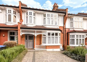 4 bed terraced house for sale in Caversham Avenue, Palmers Green, London N13