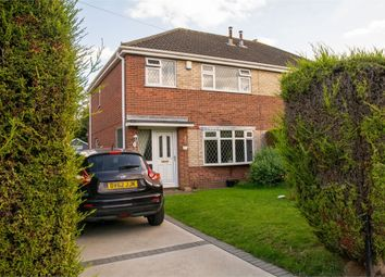 Thumbnail 3 bed semi-detached house for sale in Woodhall Drive, Waltham, Grimsby, Lincolnshire