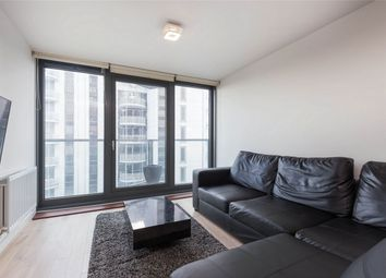 Thumbnail 1 bed flat to rent in Neutron Tower, 6 Blackwall Way, London