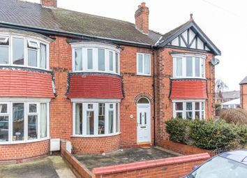 Thumbnail 3 bed terraced house for sale in Avondale Road, Doncaster