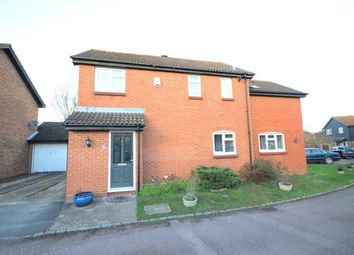 Thumbnail 4 bed detached house for sale in Holsworthy Close, Lower Earley, Reading