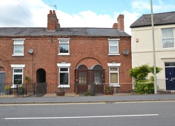 Thumbnail 1 bed terraced house to rent in Wellington Road, Church Aston, Newport