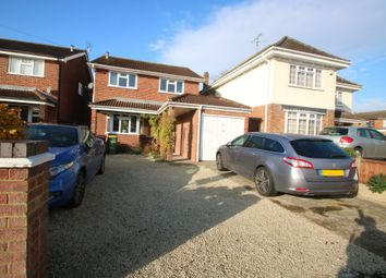 Thumbnail 4 bed detached house for sale in Elm Grove, Hullbridge, Hockley
