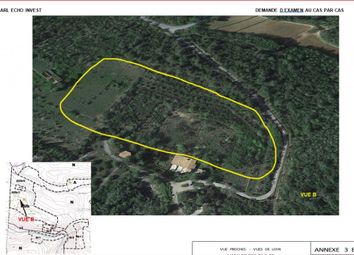 Thumbnail Land for sale in Meounes Les Montrieux, Var, France
