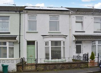 Thumbnail 4 bed terraced house for sale in Pendarren Street, Aberdare, Rhondda Cynon Taff