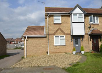 Thumbnail 3 bed end terrace house for sale in Sudbourne Road, Felixstowe