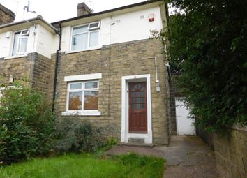 Thumbnail 3 bed end terrace house to rent in Canterbury Avenue, Bradford