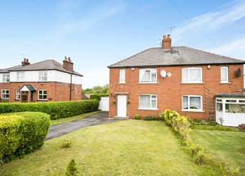 Thumbnail 3 bed semi-detached house for sale in Chapel Lane, Scrooby, Doncaster
