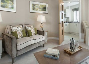 Thumbnail 1 bed flat for sale in Scaife Garth, Pocklington, York