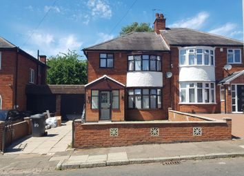 Thumbnail 3 bed semi-detached house to rent in Southview Drive, Leicester