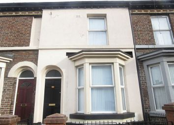 Thumbnail 2 bed terraced house to rent in Grasmere Street, Anfield, Liverpool
