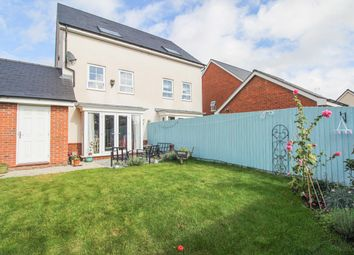 Thumbnail 3 bed town house for sale in Spire Heights, Chesterfield