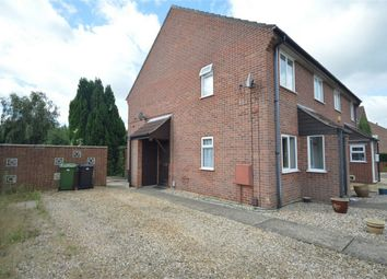 Thumbnail 1 bed end terrace house for sale in Millcroft, New Costessey, Norwich