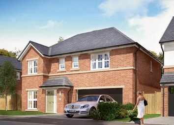 "Thumbnail 5 bed detached house for sale in ""The Cotham"" at Markle Grove, East Rainton, Houghton Le Spring"