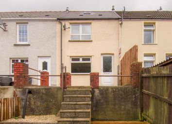 Thumbnail 2 bed terraced house for sale in Hill Street, Abertillery