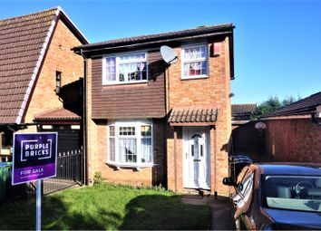 Thumbnail 3 bed detached house for sale in St. Christopher Close, West Bromwich