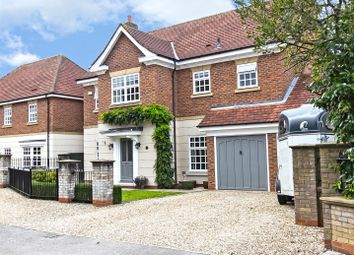 Thumbnail 5 bed detached house for sale in Royal Chase, Dringhouses, York