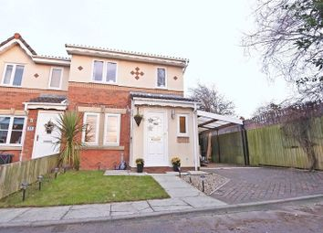 Thumbnail 3 bed end terrace house for sale in Finch Close, Carlisle