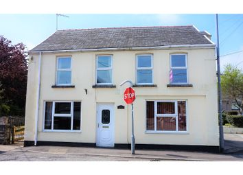 Thumbnail 4 bed detached house for sale in Cefn Gelli, Cwmgwrach