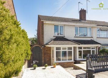 3 bed semi-detached house for sale in Bursledon Place, Purbrook PO7