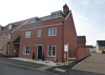 Thumbnail 5 bedroom detached house to rent in Haygreen Road, Witham