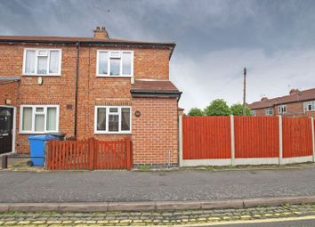 Thumbnail 2 bed end terrace house for sale in Marlborough Road, Derby