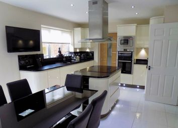 Thumbnail 4 bed detached house to rent in Bordeaux Close, Northfield Green, Sunderland
