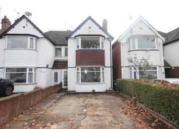 Thumbnail 3 bed semi-detached house for sale in Goldthorne Avenue, Sheldon, Birmingham