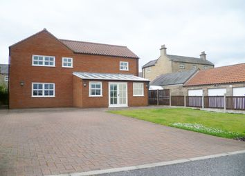 Thumbnail 4 bed detached house for sale in Rushley Manor, Mansfield