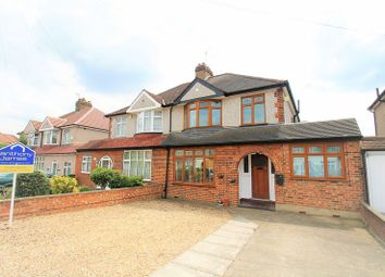 Thumbnail 4 bed semi-detached house for sale in Maxwell Road, Welling, Kent