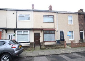 Thumbnail 2 bed terraced house for sale in Crosby Street, Darlington