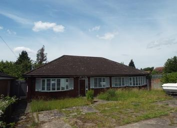Thumbnail 3 bedroom bungalow for sale in Yardley Fields Road, Birmingham, West Midlands