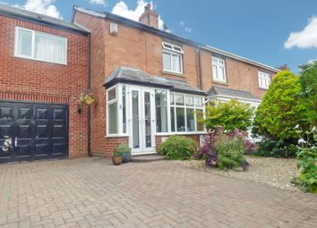 Thumbnail 4 bed semi-detached house for sale in East Riggs, Bedlington