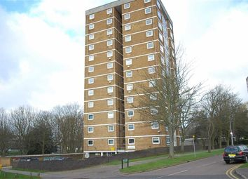 Thumbnail 1 bed flat to rent in High Plash, Stevenage, Herts