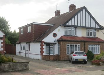Thumbnail 4 bed semi-detached house for sale in Walton Road, Sidcup, Kent