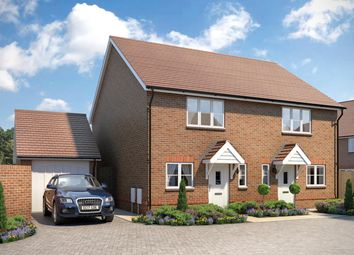 "Thumbnail 2 bed property for sale in ""The York"" at Wheeler Avenue, Wokingham"