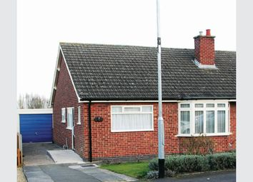 Thumbnail 2 bedroom semi-detached house for sale in Owen Crescent, Melton Mowbray