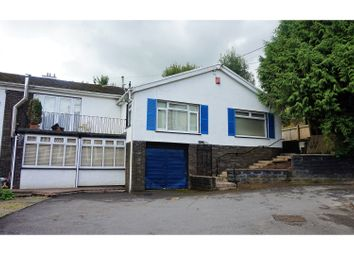 Thumbnail 3 bed bungalow for sale in Upper Canning Street, Ton Pentre