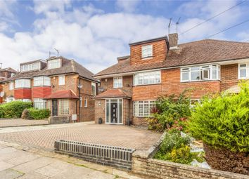 4 bed semi-detached house for sale in Broadhurst Avenue, Edgware HA8