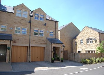 Thumbnail 4 bed town house for sale in Bowler Way, Greenfield, Oldham