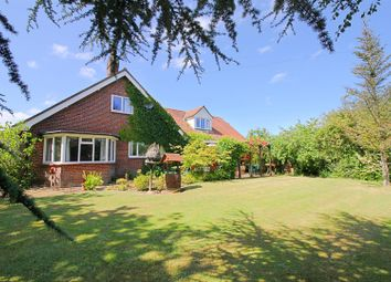 Thumbnail 5 bed detached house for sale in The Lea, Cooper Road, North Walsham